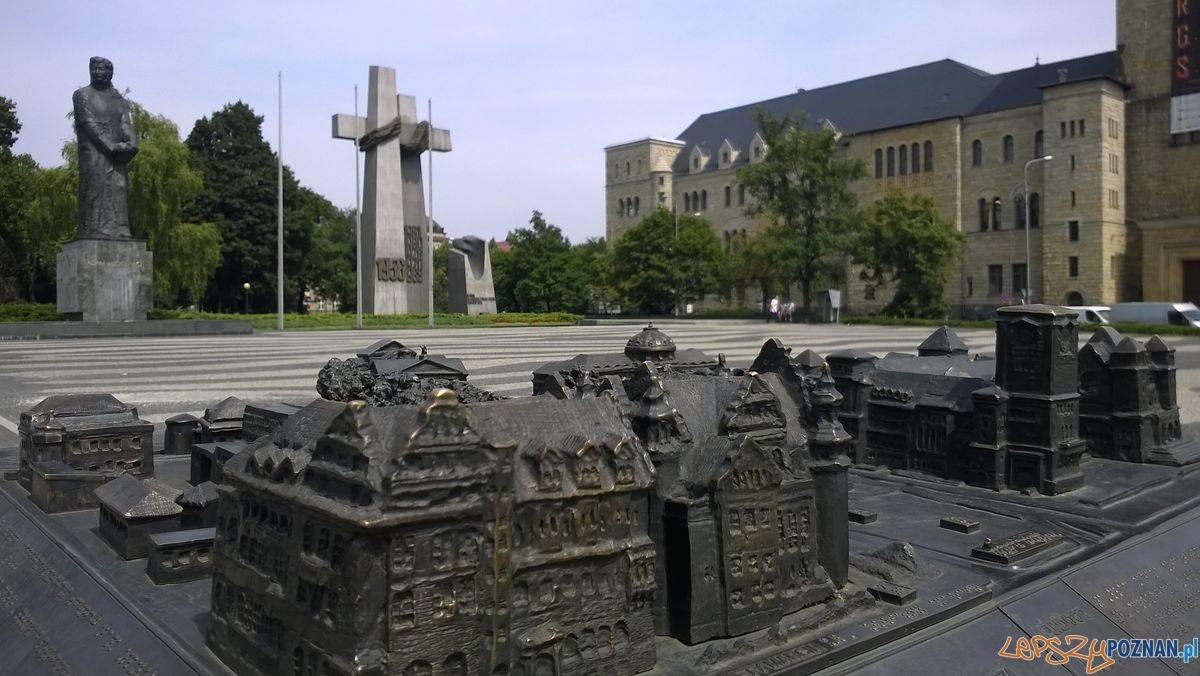 Plac Mickiewicza  Foto: lepszyPOZNAN.pl / TD