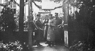 Otwarcie WMW przez Naczelnika Państwa Józefa Piłsudskiego, 27. 10. 1919F_otwarcie_WMW_przez_J_Pilsudskiego