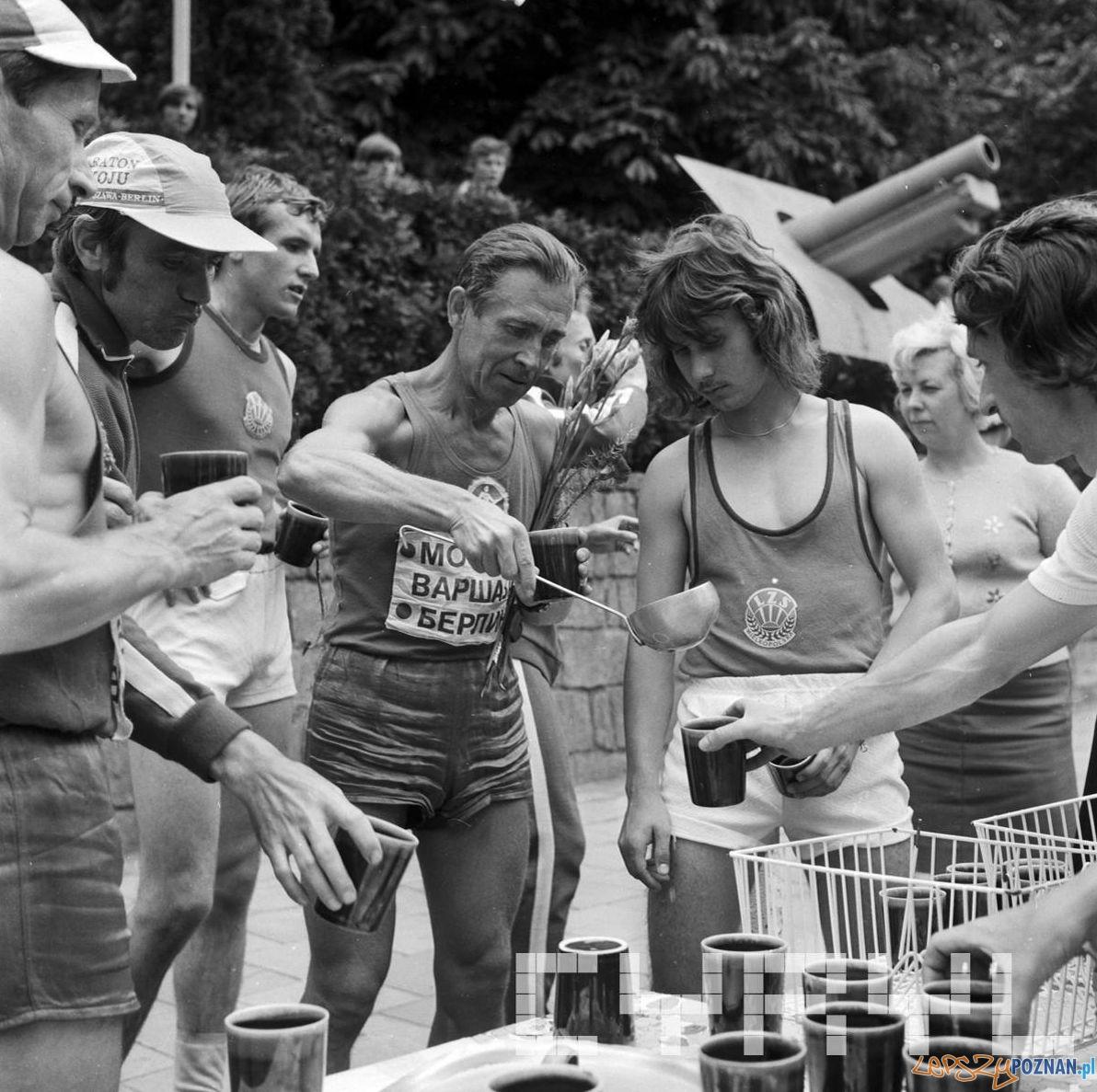 Maraton na Cytadeli 1979  Foto: Stanisław Wiktor / Cyryl