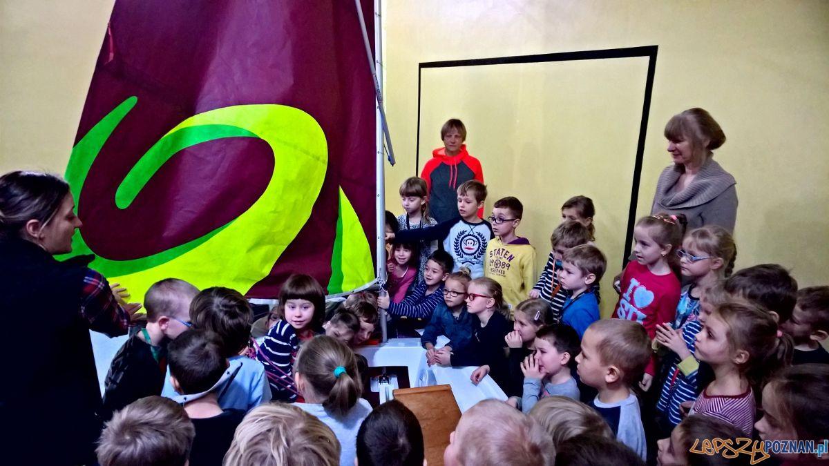 Lekcja z Energa Sailing - Poznań (5)  Foto: materiały prasowe