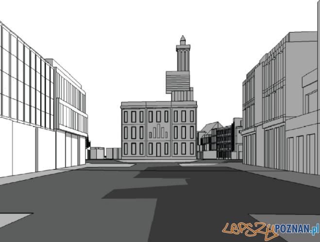 Jak będzie wyglądać centrum Rokietnicy?  Foto: UMiG Rikietnica