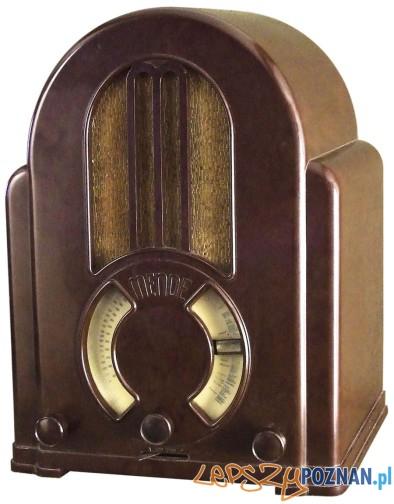 Radioodbiornik Mende 180 W (1932-33) z kolekcji Jacka Bochińskiego