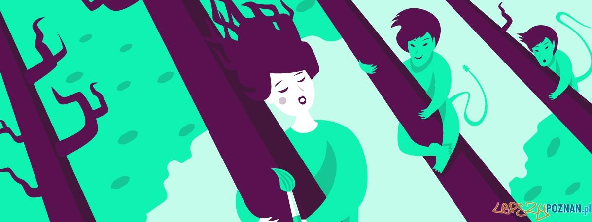 Zmyślanka - Teatr Animacji premiera 10 listopada