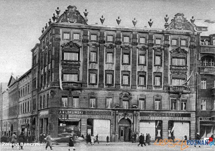 Hotel Bazar w roku 1928