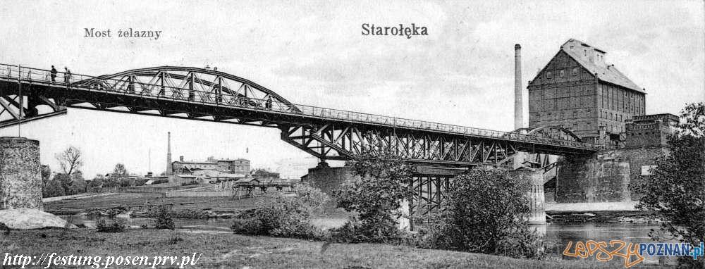 Most Dębiński na Starołęce