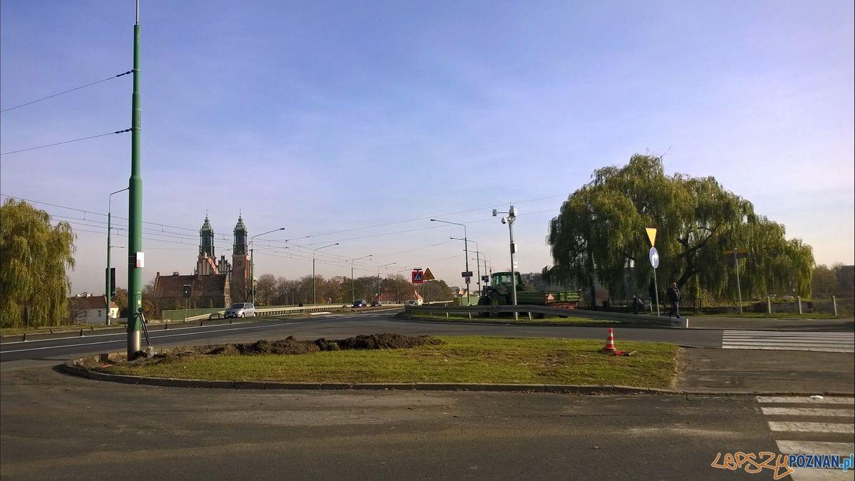 Tu bedzie skwer z różami  Foto: Rada Osiedla Stare Miasto