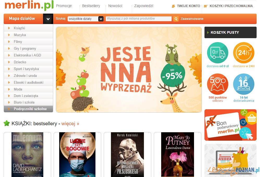 merlin.pl - zrzut ekranu 19.11.2015