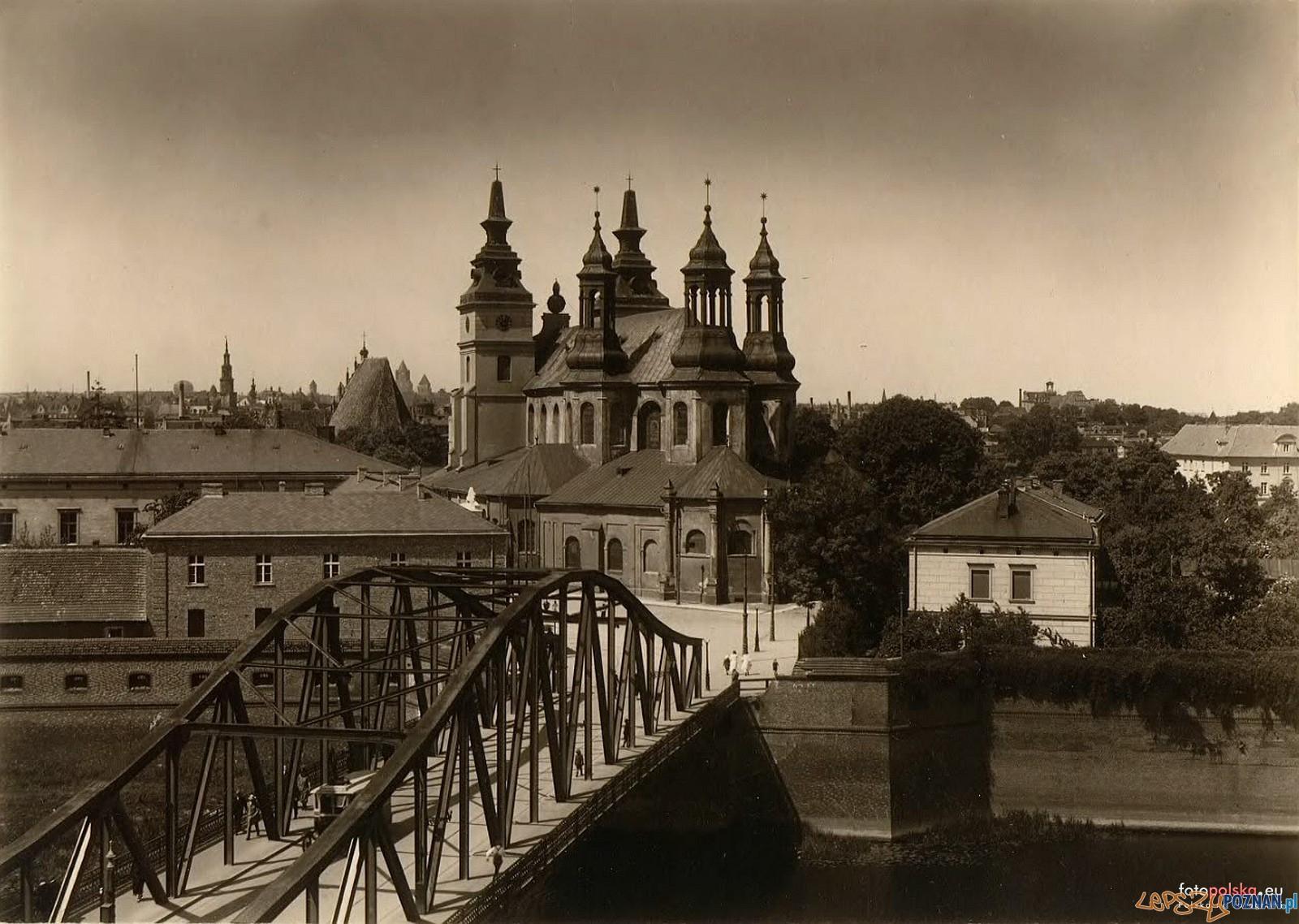 Most Cybiński 1920-39
