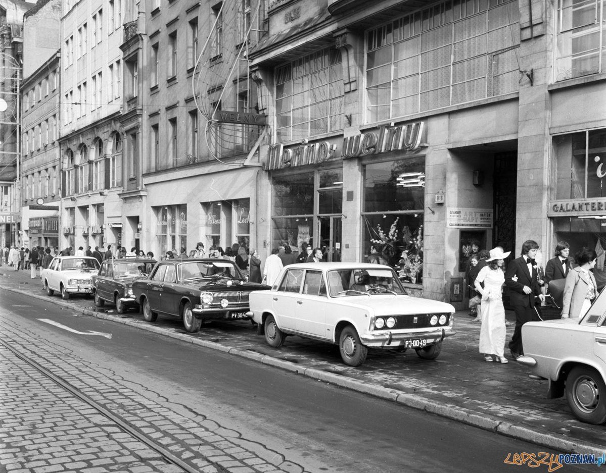 Plac Wolnosci w 1974 r.  Foto: Cyryl