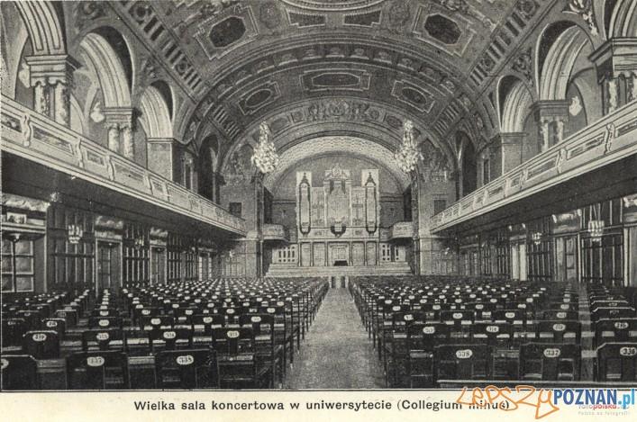 Aula Akademii Królewskiej - Aula Uniwersytecka (1915-1920)