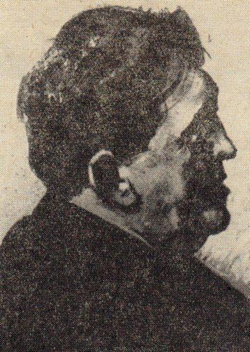 Witold Noskowski - portret Leona Wyczółkowskiego wykonany w Poznaniu w 1935r.