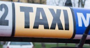 Taxi / taksówka