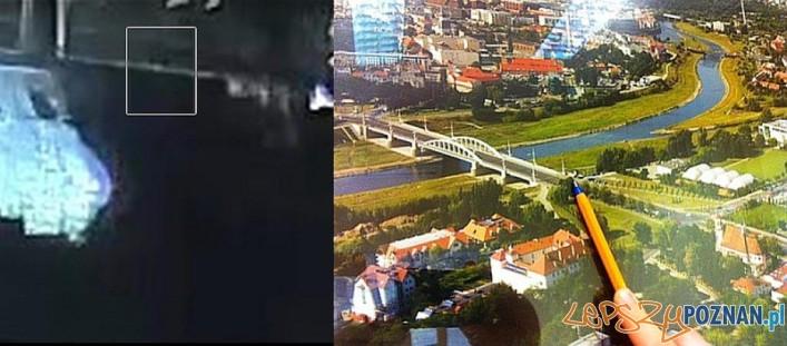 Nagranie z mostu św. Rocha