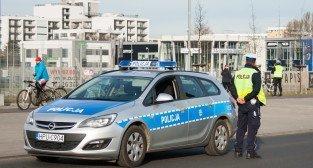 Policja / policjant / radiowóz