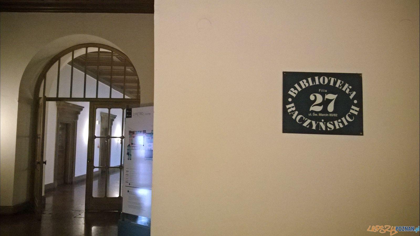 Filia Biblioteki w CK Zamek  Foto: ROSM