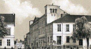 Hotel Bazar 1871 r.
