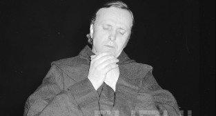 Marian Pogasz w spektaklu Wacława dziej w Teatrze Nowym w Poznaniu - 21.06.1974