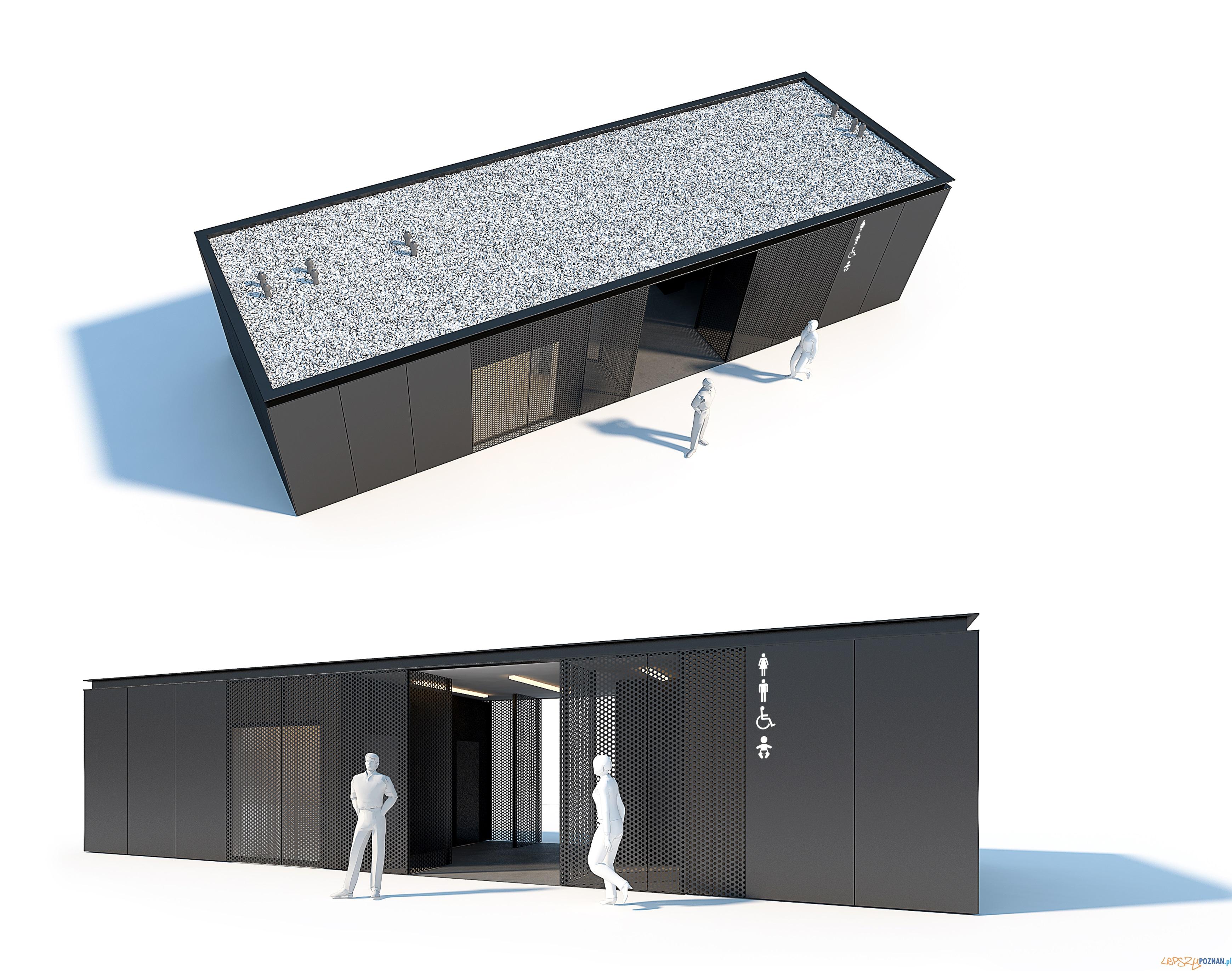 Konkurs na koncepcję architektoniczną węzłów przesiadkowych Poznańskiej Kolei Metropolitalnej rozstrzygnięty