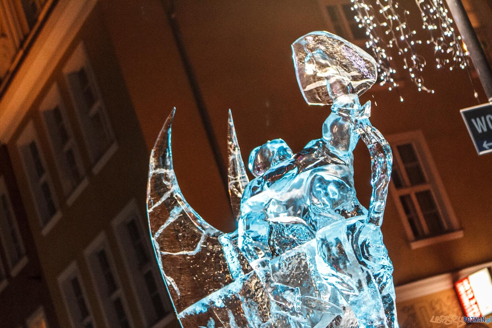 STIHL POZnan Ice Festival 2015 - 13.12.2015 r.  Foto: LepszyPOZNAN.pl / Paweł Rychter