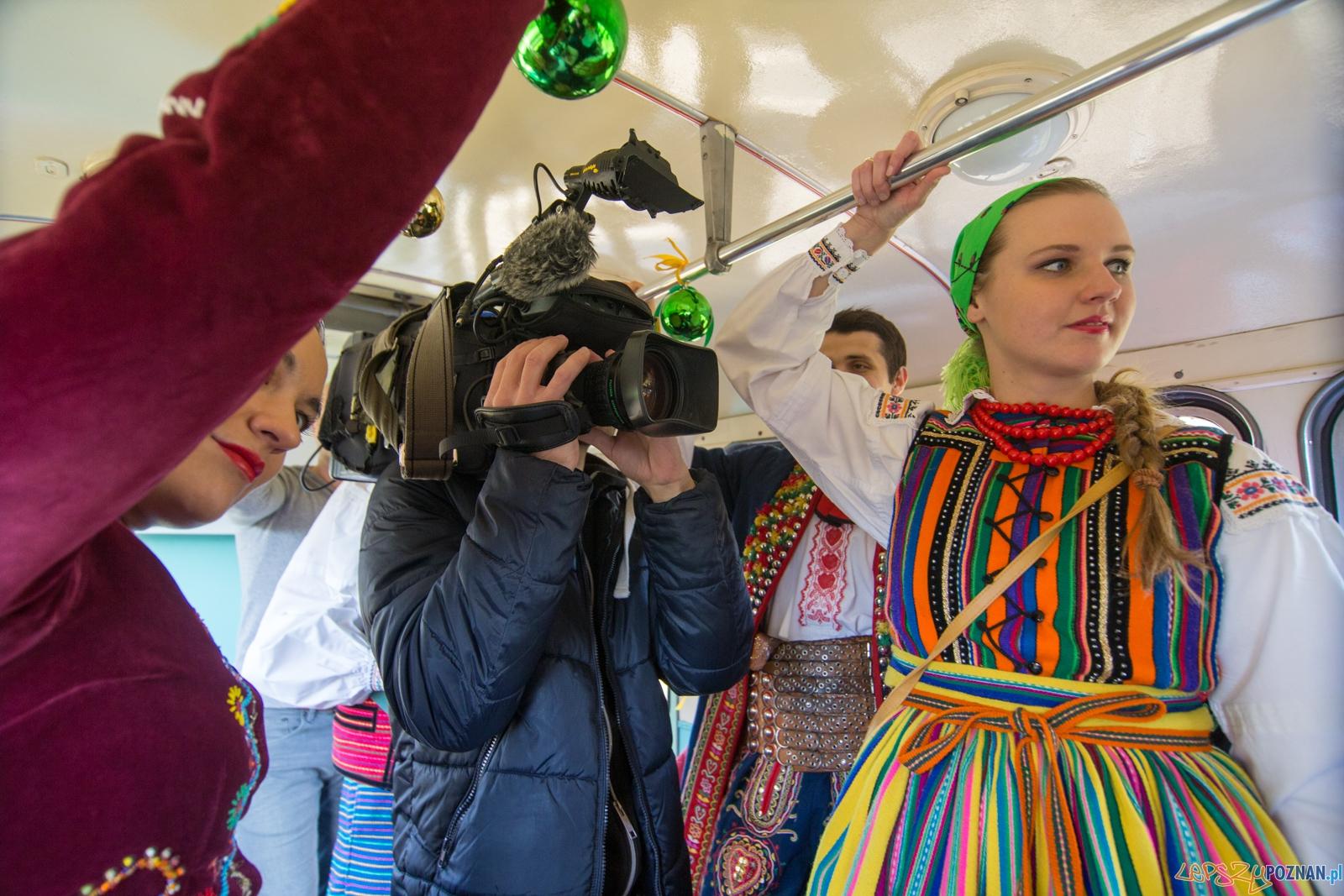 Świąteczna Bimba  Foto: lepszyPOZNAN.pl / Piotr Rychter