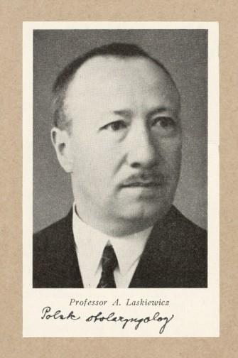 Prof. Antoni Laskiewcz