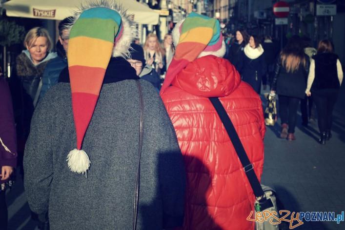 Tęczowych Świąt życzyli aktywiści Grupy Stonewall
