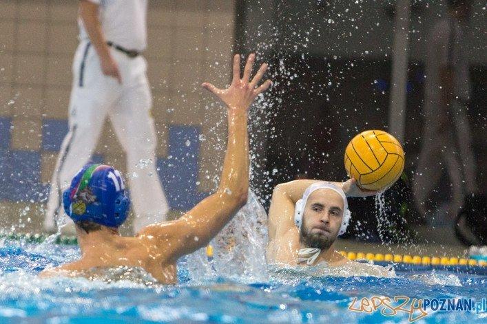 Malta Waterpolo Cup 2015 (KS Waterpolo Poznań - Alfa Gorzów Wl