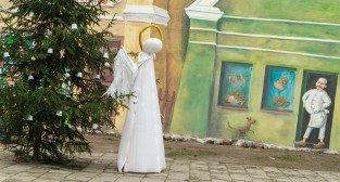 Anioły zawitały na Śródkę