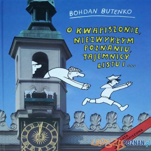 Bohdan Butenko - Przygody Kwapiszona w Poznaniu