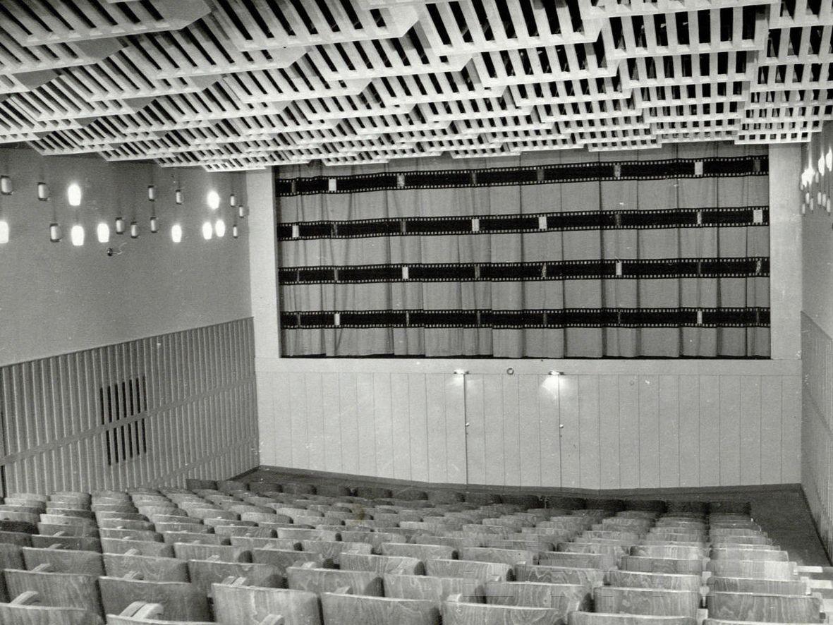 Kino Muza - 1964 r.