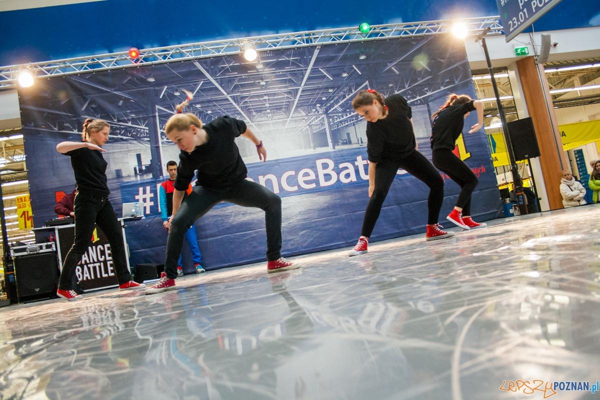 Półfinał M1 Dance Battle (23.01.2016)  Foto: © lepszyPOZNAN.pl / Karolina Kiraga