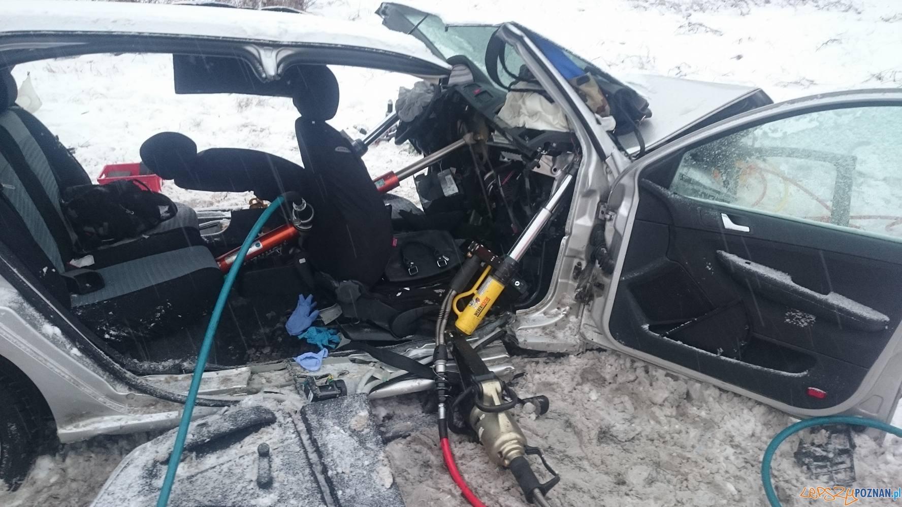 Tragiczny wypadek w Dymaczewie Starym