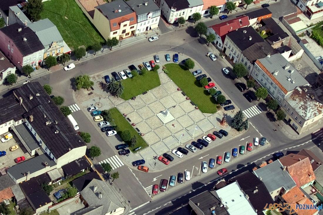 Rynek w Stęszewie  Foto: UMiG Stęszew