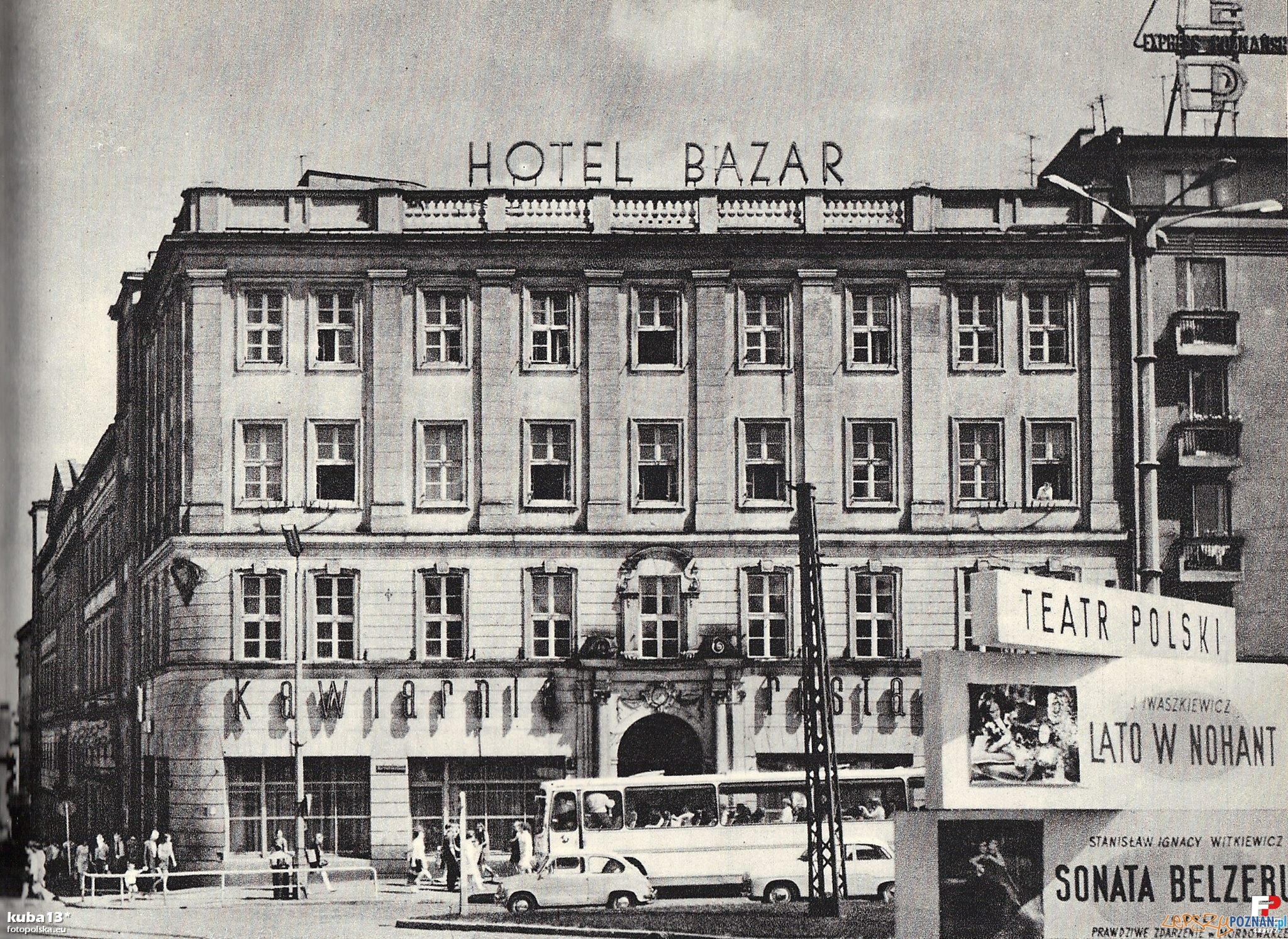 Bazar  (1974)  Foto: fotopolska