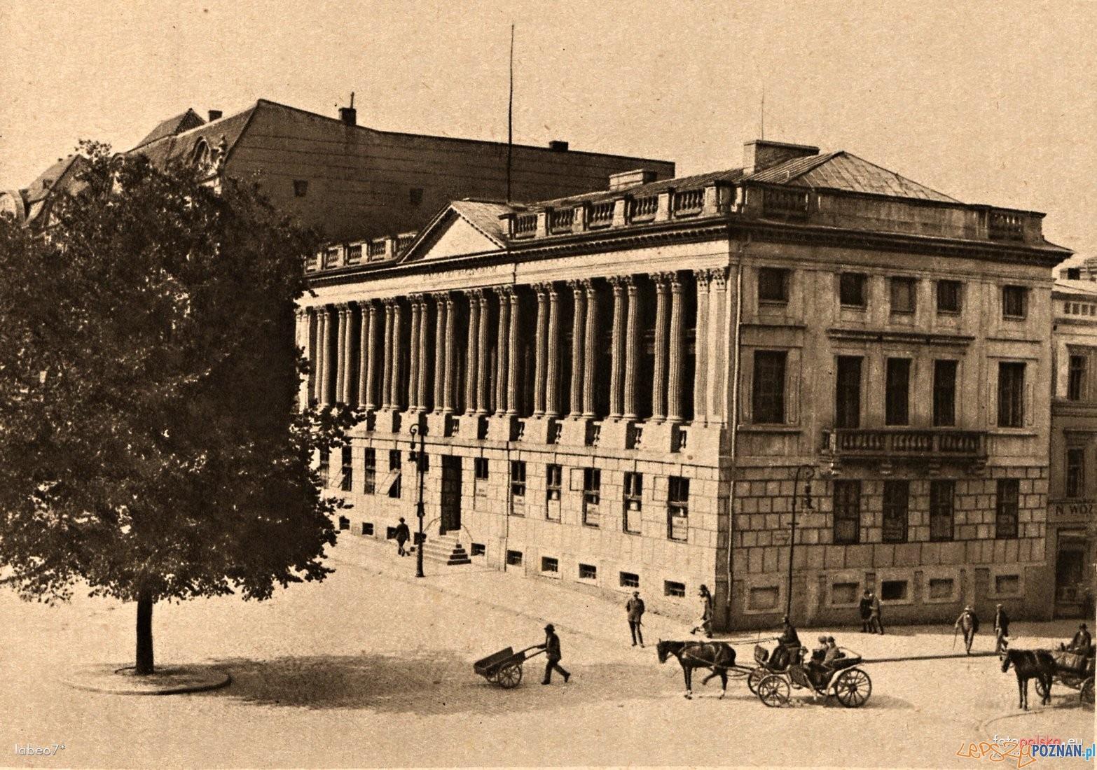Biblioteka Raczynskich 1900-05