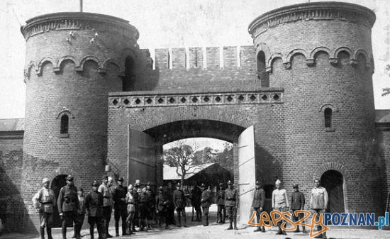 Fort Reformatów - Prittwitza-Gaffrona