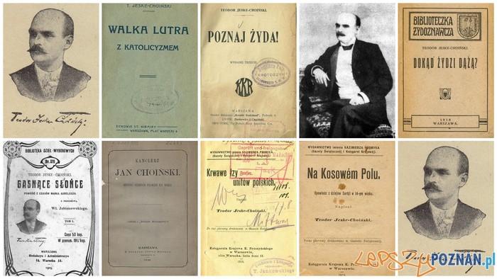 Jeske-Choinski - przegląd książek
