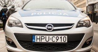 Policja / radiowóz