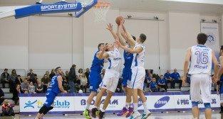 1 Liga Mężczyzn: Biofarm Basket Poznań - Meritumkredyt Pogoń