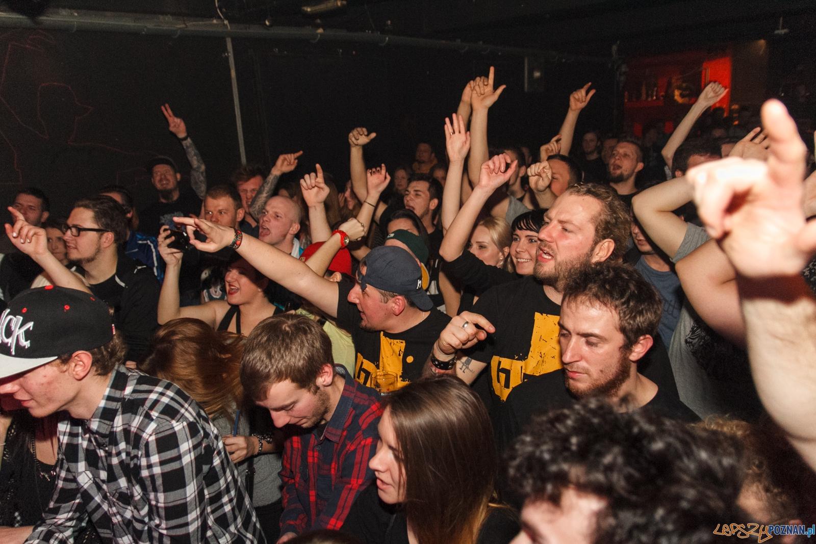 Nowa trasa zespołu HOPE pod nazwą Space Jam Tour 2016 rozpoczęła się w poznańskim klubie U Bazyla 6 lutego 2016 roku. W roli supportu zagrali DJ KOSTA i DJ Muerte oraz ZijenSu & Lamachette oraz Sowa.