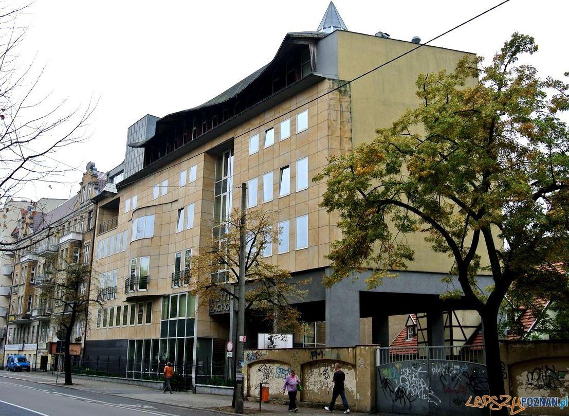 Instytut Zachodni przy ul. Mostowej