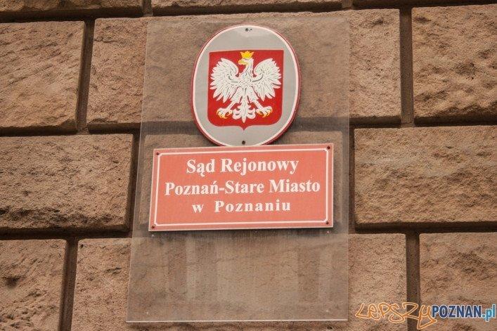 Sąd rejonowy Poznań-Stare Miasto