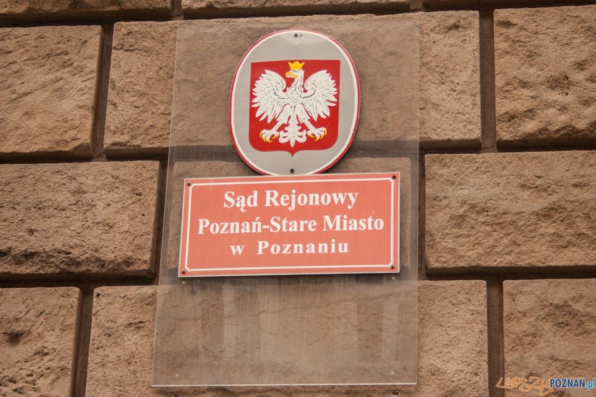 Sąd rejonowy Poznań-Stare Miasto  Foto: © lepszyPOZNAN.pl / Karolina Kiraga
