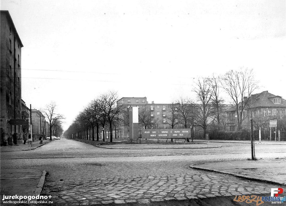 Głogowska - Hetmańska przed 1970 r.