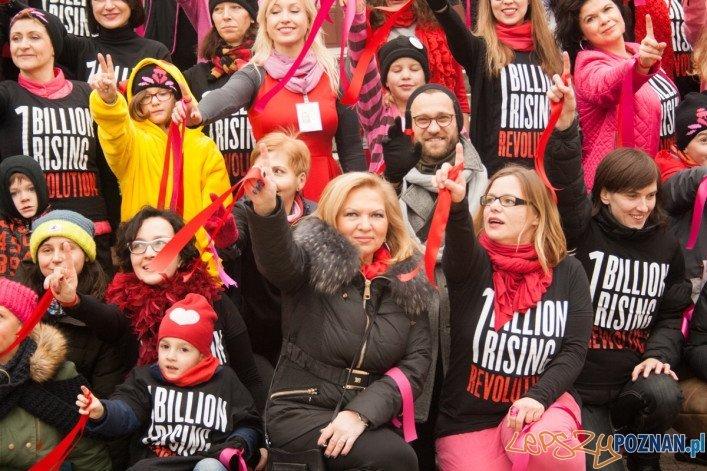 Nazywam się miliard / One billion rising (14.02.2016) Plac Woln