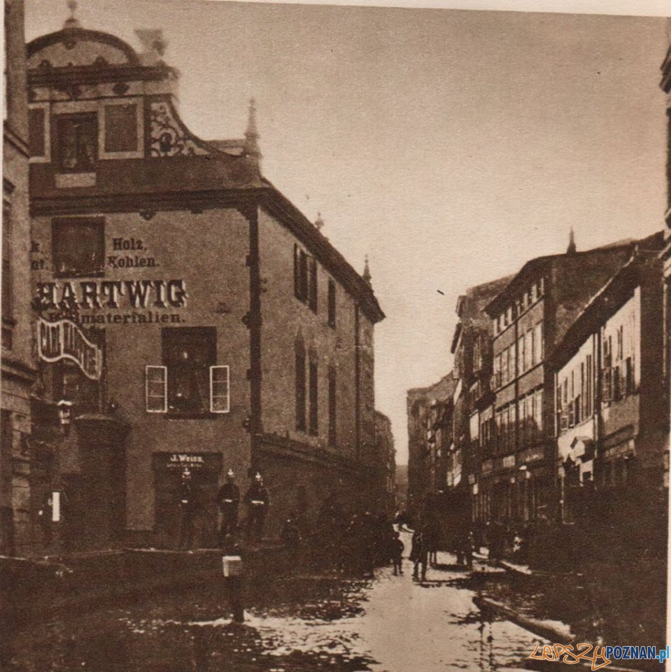 Wodna przy murach miejskich - siedziba firmy Hartwig