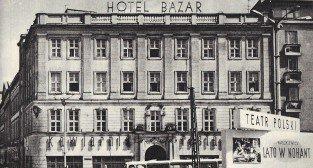 Hotel Bazar 1974  r.