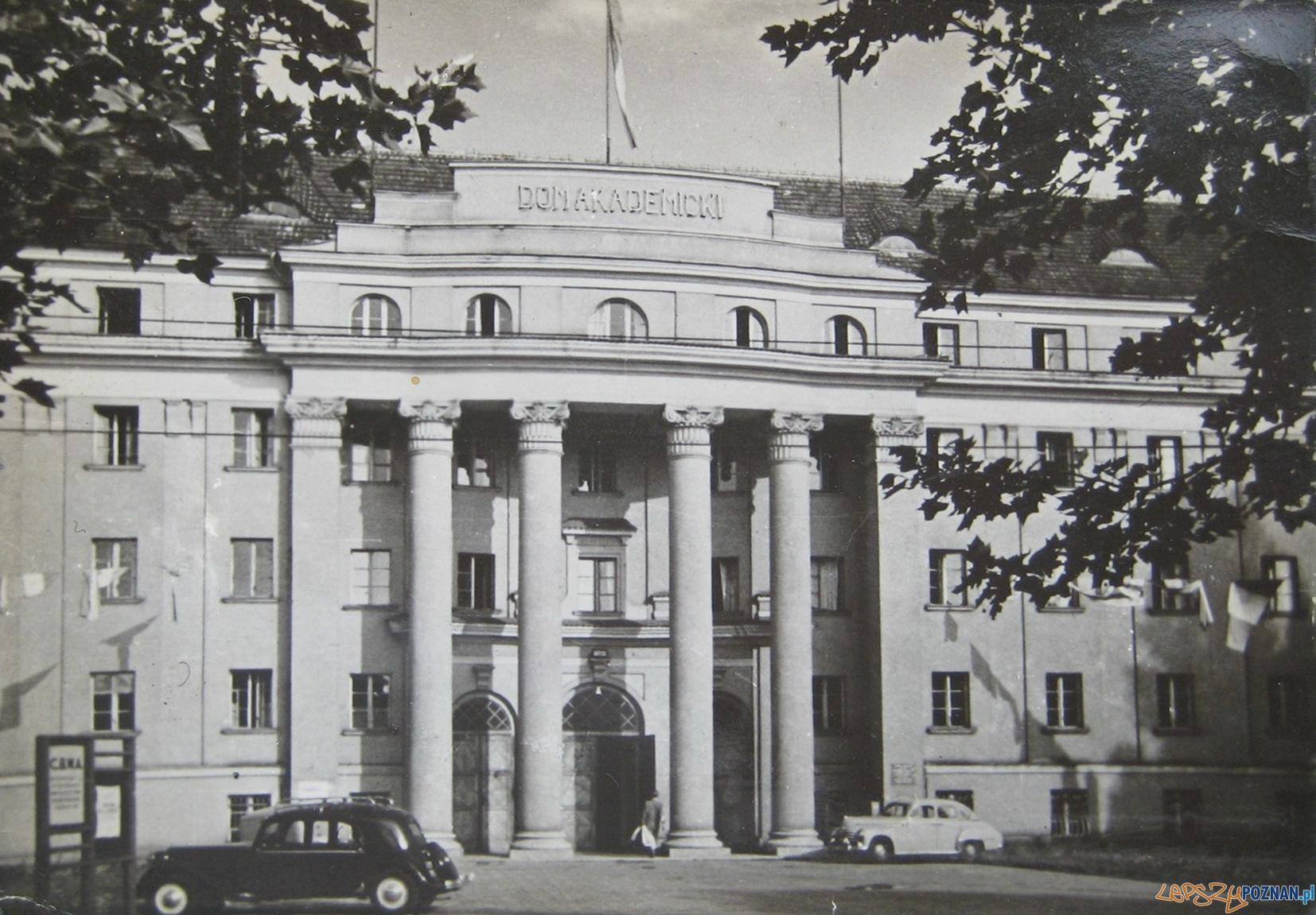 Dom Studencki Hanka 1956