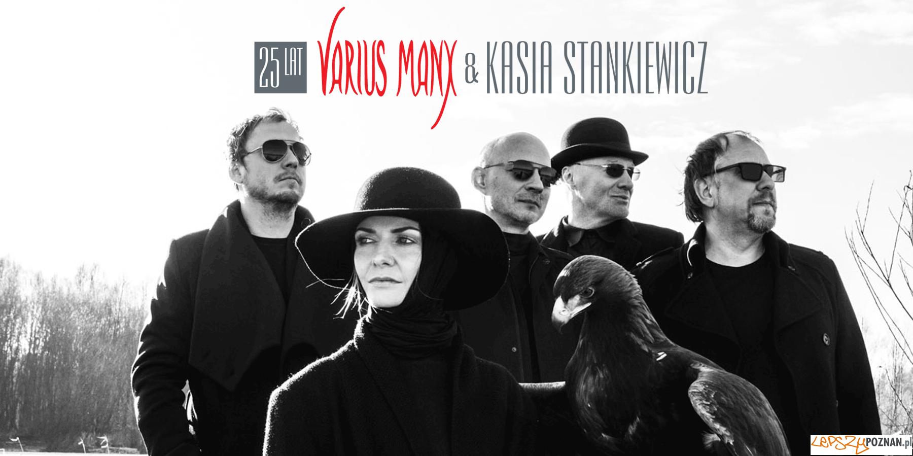 Varius Manx i Kasia Stankiewicz  Foto: mat. prasowe