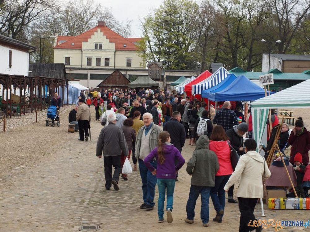 Jarmark w Muzeum w Szreniawie  Foto: Powiat Poznański